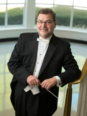 "Conductor and violinist Thomas Joiner will join the Asheville Lyric Opera for the April production of ""The Magic Flute."""