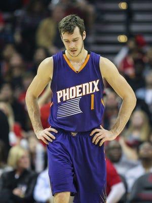 Suns guard Goran Dragic is upset with team management.