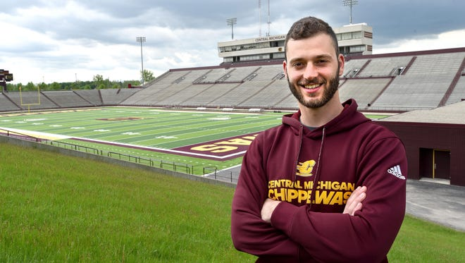 Former Michigan quarterback will be playing at Kelly/Shorts Stadium in Mount Pleasant this fall.