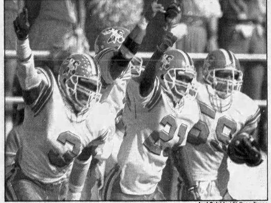 1988 UTEP FOOTBALL TEAM