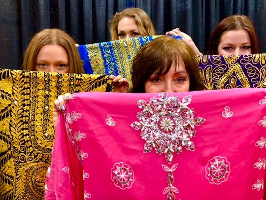 Eugene-based group Troupe Wild Lotus will perform to both traditional and contemporary Arabic music at this Bollywood and Belly Dance Showcase.