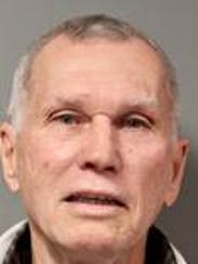 Richard Petty, 70, of Malvern, Pa., turned himself into authorities Feb. 8, 2018, and was charged with felony trademark counterfeiting over 1,000 items and failure to obtain a business license, an unclassified misdemeanor.
