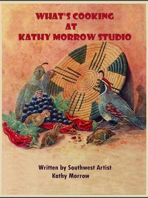 """What's Cooking at Kathy Morrow Studio"" by Kathy Morrow"