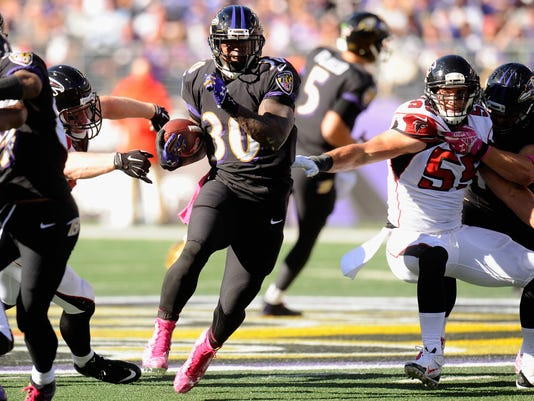 Atlanta Falcons v Baltimore Ravens