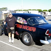 Just Cool Cars: A 1955 Chevy Bel Air 'gasser'
