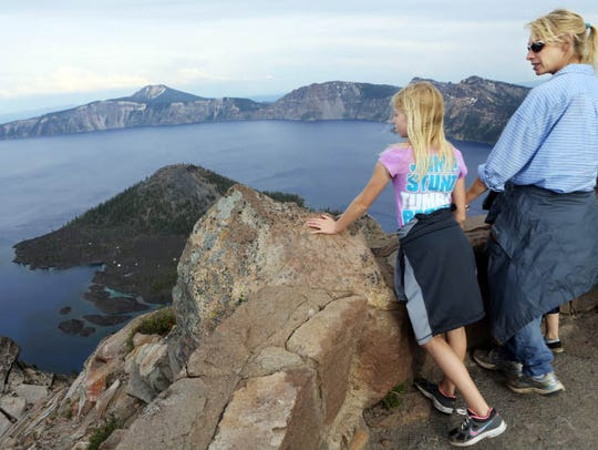 Crater Lake features nearly unlimited recreation options