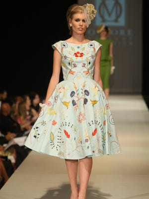The O'More College of Design will hold its annual fashion show at the John C. Tune airport in Nashville this year.