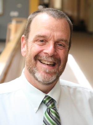 John Bradac, the new dean of student life at Tompkins Cortland Community College.