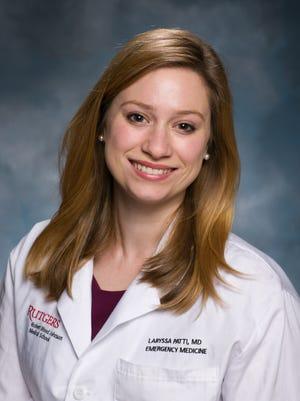 Dr. Laryssa Patti