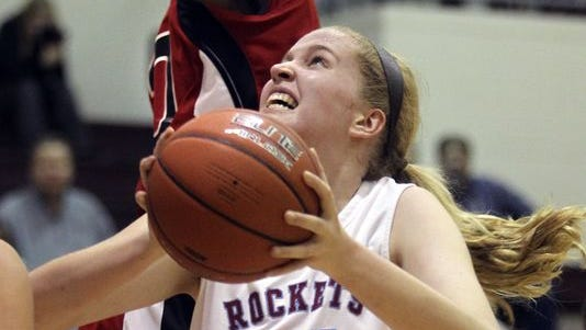Assumption's Nora Kiesler decided one visit to Purdue was enough to make her decision.