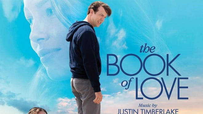 "Justin Timberlake's ""The Book of Love"" soundtrack"