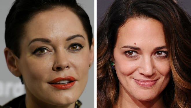 Rose McGowan and Asia Argento are two Weinstein accusers who have fought Hollywood figures' claims of ignorance to the producer's crimes.