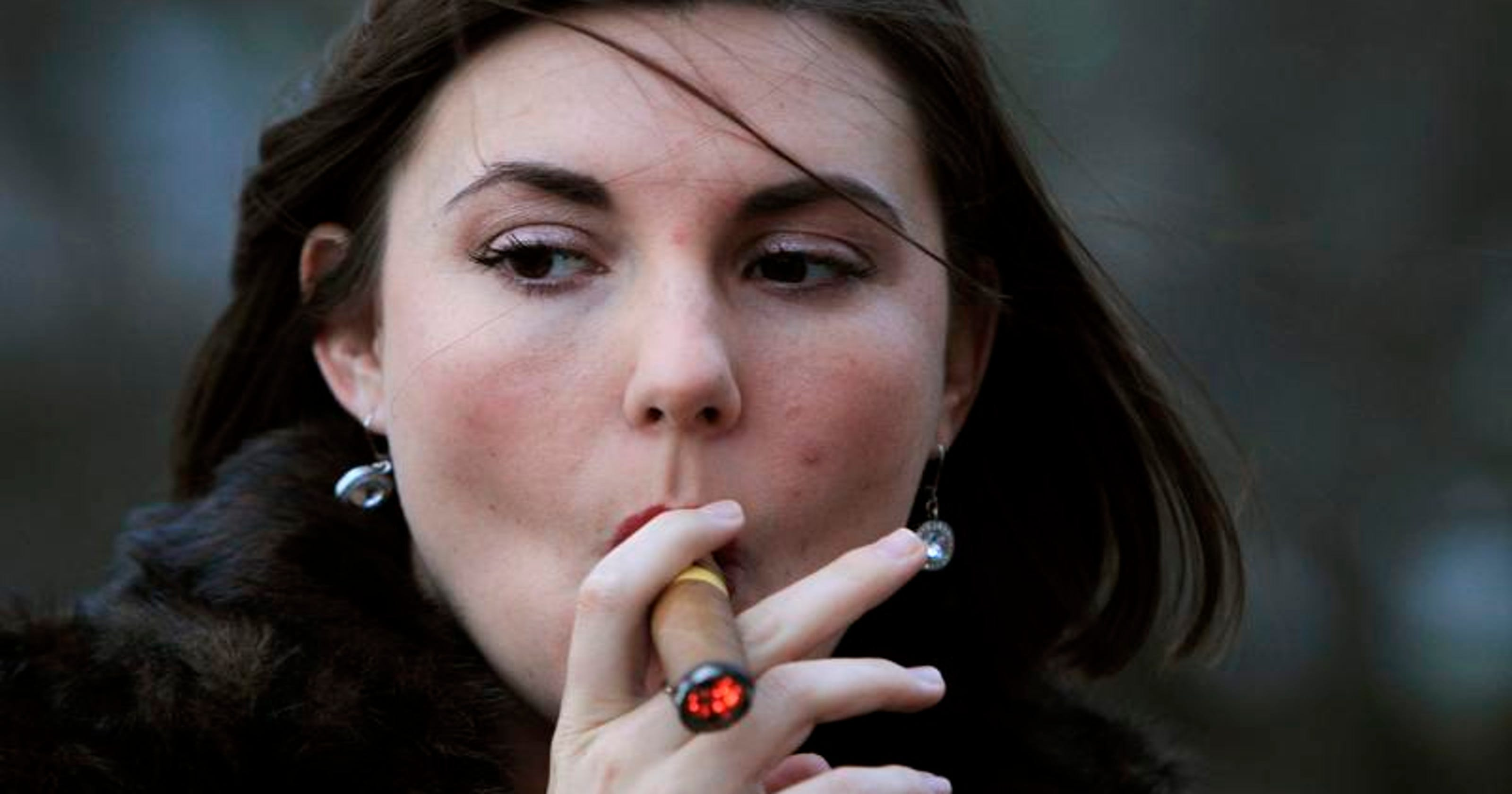 More Women Are Smoking Cigars But Feminized Flavors Can Come With