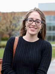 Chaya Wagschal, 20, from Monsey, is a second year student