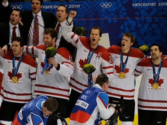 canada gold medal game 2010