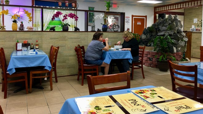 Pho 95 in Cocoa is only a few months old but already is well established.