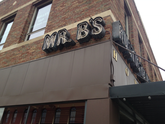Mr Bs restaurant