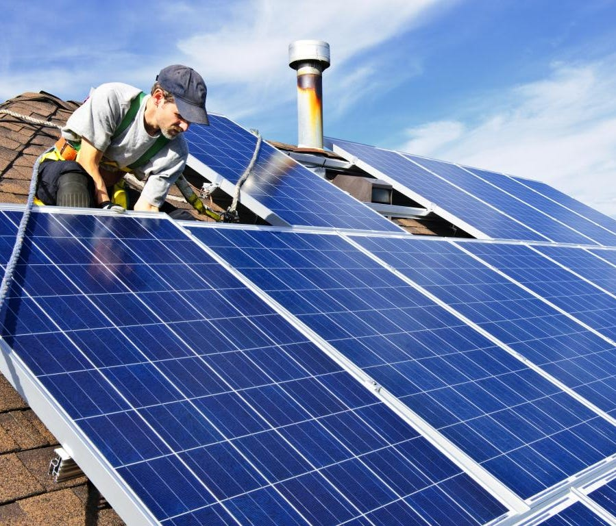 Solar Power Is Getting Cheaper; Here Are Some Panel And