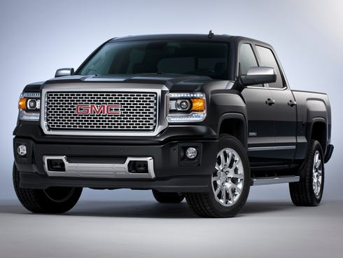 Chevy, GMC are first pickups to win 5-star safety rating | The Courier