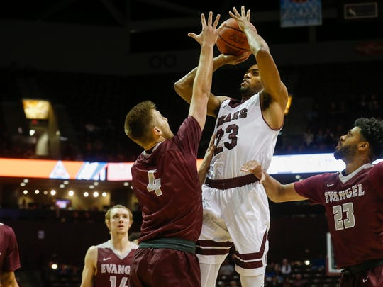 Missouri State's J.T. Miller was named MVC Newcomer of the Week on Monday.