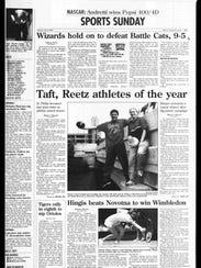 Battle Creek Sports History - Week of July 1, 1997