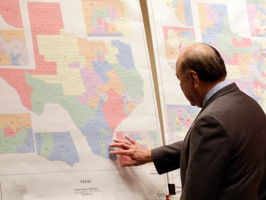 AP SUPREME COURT VOTING RIGHTS TEXAS A XGR FILE FILE USA TX
