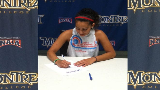 Asheville High graduate Niry Perez has transferred from Lees-McRae to Montreat.