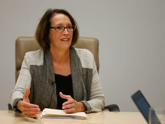 Connie Boesen, candidate for Des Moines City Council