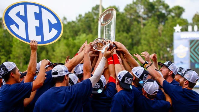 Ole Miss had to win four consecutive games in order to win the SEC Tournament championship this past weekend.