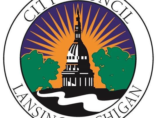 Lansing City Council's seal