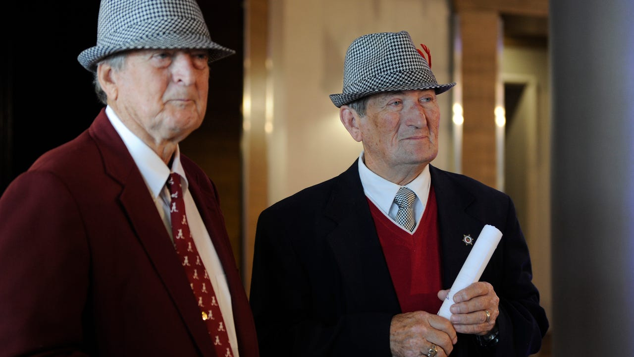 Brothers bond over Bear Bryant