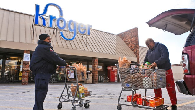 The Kroger on Second Street in Old Louisville will be closing Jan. 28 at 6 p.m. after the company said the landlord of the building refused to renew the grocery store's lease at the property. But the owner of the building said Kroger refused to sign a five-year lease. At 26,410 square feet, the Old Louisville Kroger is dwarfed by the grocery chain's newer, larger stores.