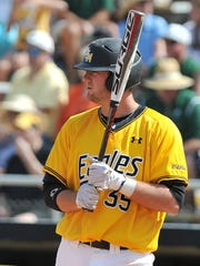 Adam Doleac hit .335 as a senior at Southern Miss in