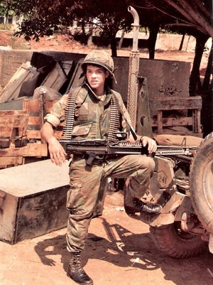 Marine Sergeant Jeffrey Young was killed on Oct. 23, 1983, when a suicide bomber blew up the Marine Barracks at the Beirut Airport in Lebanon. He was in recon. His mother, Judith Young, later became the president of the American Gold Star Mothers, Inc.