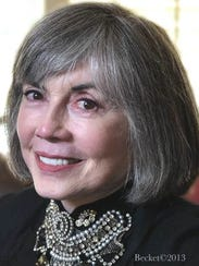 "Saturday: Anne Rice appearing at ""Just Fabulous"" in Palm Springs"