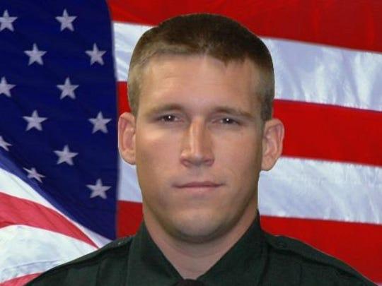 Brevard County Deputy Nick Worthy