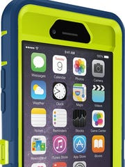 The Otterbox case for iPhone.