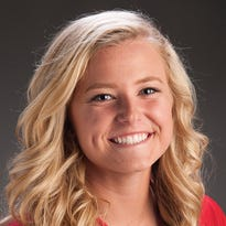 Leonhardt, Atkisson give USI softball two aces
