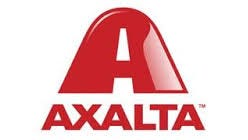 Axalta Logo. The company will award one attendee to the Hagley Car Show with a Best in Blue award.