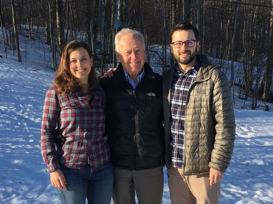 The ownership group of Bolton Valley Ski Resort will be led by Lindsay, Ralph and Evan DesLauriers.