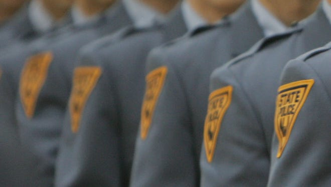N.J. State Police are being sued by two troopers who have been suspended from the force