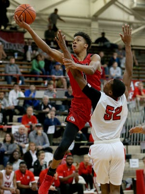New Albany's Romeo Langford