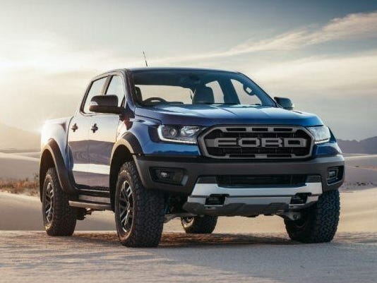Build A Ford >> Ford Will Build Ranger Raptor For Asian Market