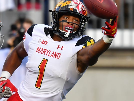 Maryland v Ohio State