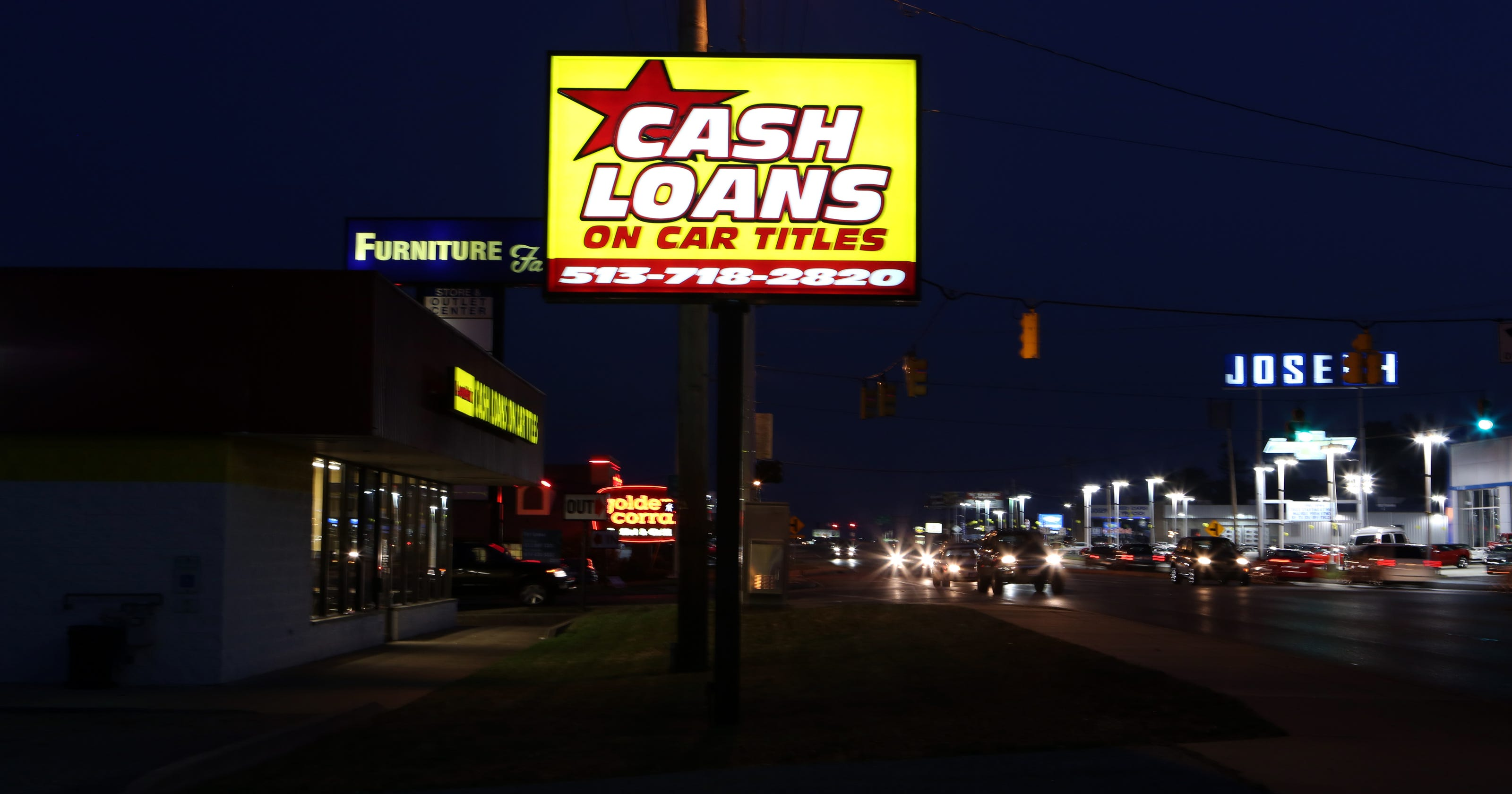Ftc Crackdown On Car Title Lenders Means Little In Ohio