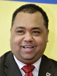 State Sen. Coleman Young II vows to bring more jobs