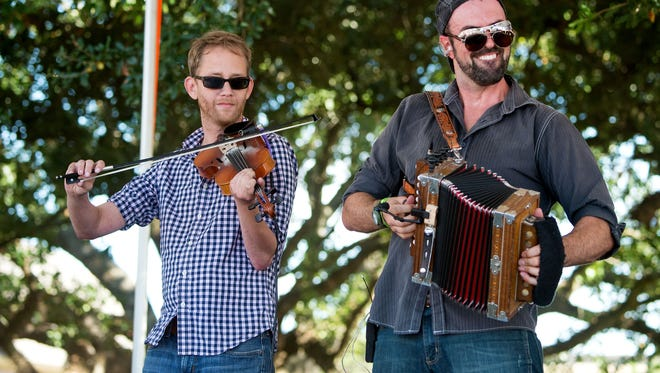 Friday's Bach Lunch with the Pine Leaf Boys has been canceled because of weather concerns.