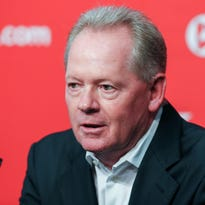 Trump NFL comments compel Bobby Petrino to talk to his team