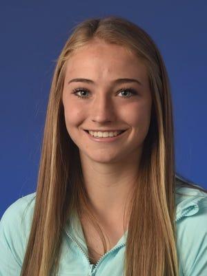 Newbury Park High girls soccer star Tara McKeown will play in Sunday's Ventura County against Los Angeles County senior all-star girls soccer match at Oaks Christian.