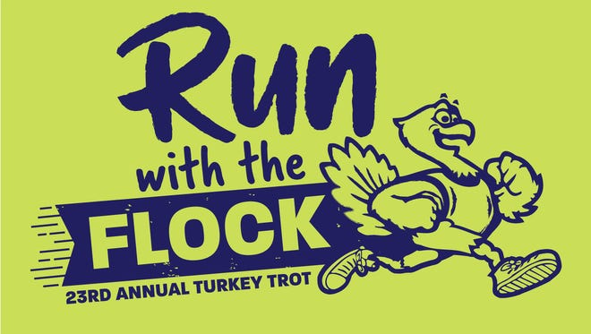 Turkey Trot early bird registration is now open.